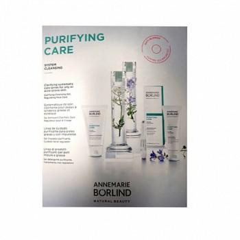 """Набор пробников для проблемной кожи """"Purifying Care"""" Annemarie Borlind, 2 шт."""