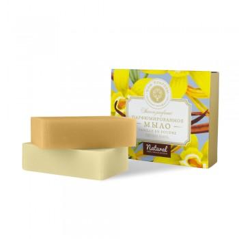 """Парфюмированное мыло Vanille en poudre """"Пудровая ваниль"""", 200 г, Дом природы"""