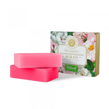 """Парфюмированное мыло Charme de Rose """"Очарование розы"""", 200 г, Дом природы"""