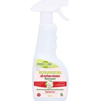 Экологичный универсальный спрей для уборки дома Molecola, 500 мл