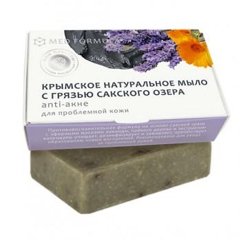 Мыло MED formula «Аnti-акне», 100г, Дом природы