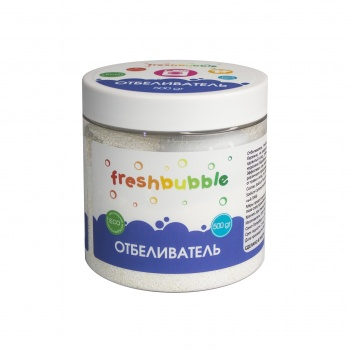 Отбеливатель Freshbubble, Levrana, 500 гр.