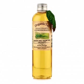 Натуральный шампунь для волос «Лемонграсс», 260 мл, OrganicTai