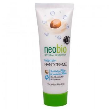 Интенсивный крем для рук с маслом плодов ши и гиалуроновой кислотой Neobio, 50 мл