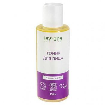 Тоник для жирной кожи Levrana, 150 мл.