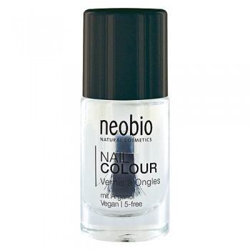 Лак для ногтей №01 5-FREE, База и закрепляющее покрытие Neobio, Германия, 8 мл.
