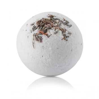 Бурлящий шарик для ванн Лаванда mi&ko, 185 гр.