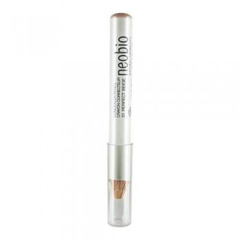 Корректирующий карандаш 01 идеально- бежевый Neobio, 2,1 гр.