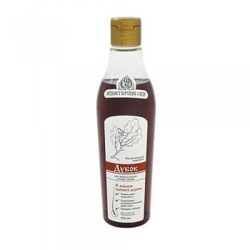 Беcсульфатный шампунь «Дубок» для жирных волос и кожи головы Kleona, 250 мл.