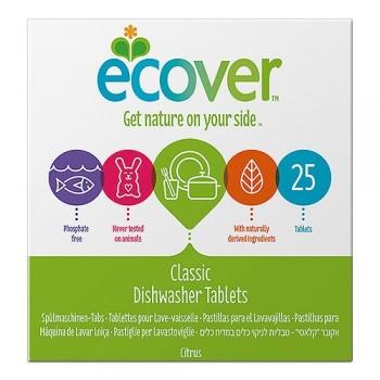 Экологические таблетки для посудомоечной машины Ecover, Бельгия, 500 гр.