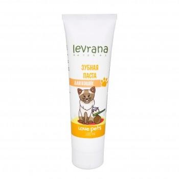 Зубная паста для кошек Levrana, 100 мл.