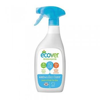 Спрей экологический для чистки окон и стеклянных поверхностей Ecover, 500 мл.