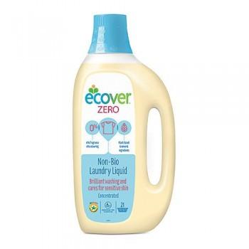 Экологическая жидкость для стирки Zero Ecover, Бельгия, 1500 мл.