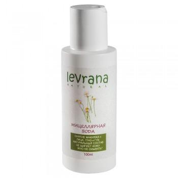 Мицеллярная вода Ромашка для снятия макияжа Levrana, 100 мл.
