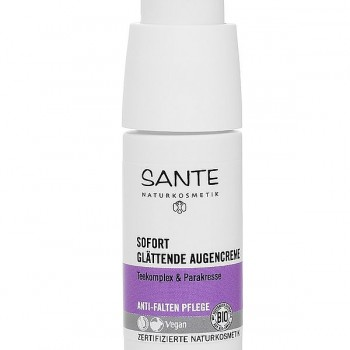 Anti-age ночной крем с чайным комплексом и Био-экстрактом Акмеллы SANTE, 30 мл.