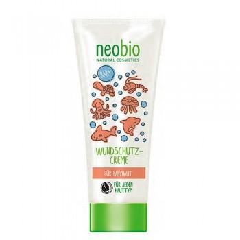 Крем с Био-Алоэ для младенцев для защиты кожи в области пеленания Neobio, 100 мл