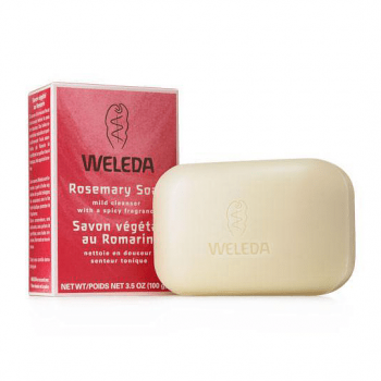 Розмариновое растительное мыло Weleda, 100 гр.