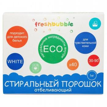 "Порошок для стирки ""Отбеливающий"" ""Freshbubble"" Levrana, 1 кг."