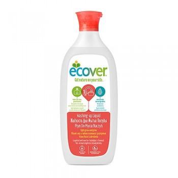 Экологическая жидкость для мытья посуды с грейпфрутом и зелен.чаем Ecover, 500мл
