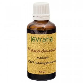 Макадамия натуральное масло Levrana, 50 мл.