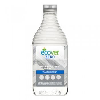 Гипоаллергенная эко жидкость для мытья посуды (без запаха) Zero Ecover, 450 мл.