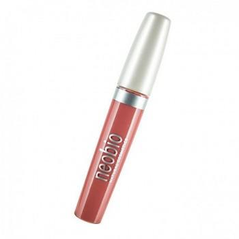 Блеск для губ 01 натурально-розовый Neobio, 8 мл.