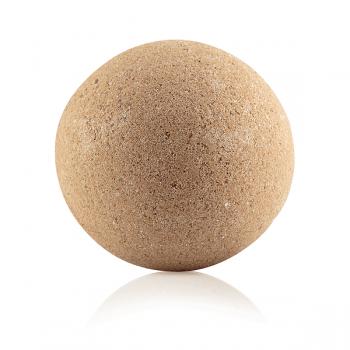Бурлящий шарик для ванн Шоколад mi&ko, 185 гр.