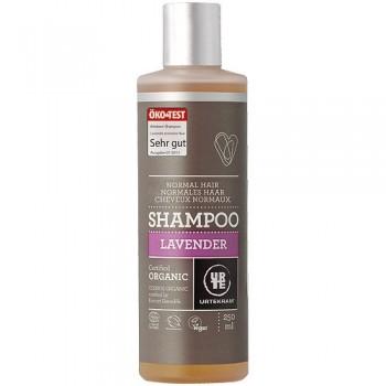 Шампунь для нормальных волос Лаванда Urtekram, 250 мл.