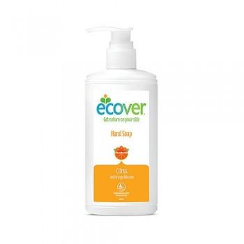 Жидкое мыло для мытья рук Цитрус Ecover, 250 мл.