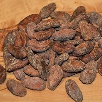 Какао бобы сырые Националь, органик, Эквадор, 1 кг.