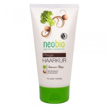 Маска для всех типов волос с био-маслом брокколи и дерева ши NeoBio, 150 мл.