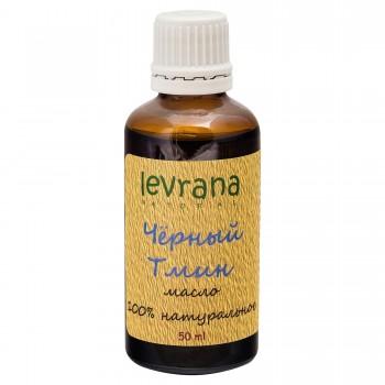 Чёрного тмина натуральное масло Levrana, 50 мл.