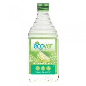 Жидкость для мытья посуды с лимоном и алоэ-вера Ecover, Бельгия, 450 мл.