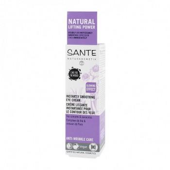 Anti-age крем вокруг глаз с чайным комплексом и экстрактом Акмеллы SANTE,15 мл.