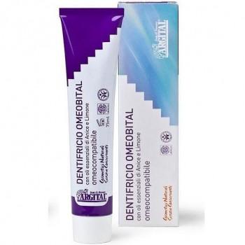 Зубная паста гомеопатически-совместимая (с анисом) Argital, 75 мл.
