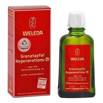 Гранатовое восстанавливающее масло для тела Weleda, 100 мл.