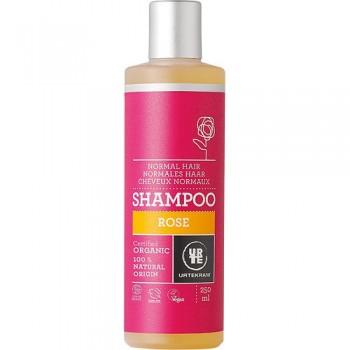 Шампунь для сухих волос Роза Urtekram, Дания, 250 мл.