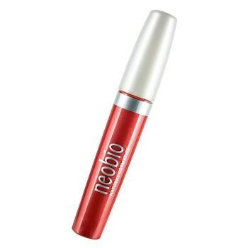 Блеск для губ 03 фантастический красный Neobio, 8 мл.
