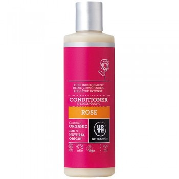 Кондиционер для волос Роза Urtekram, Дания, 250 мл.