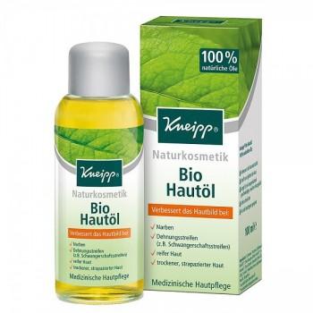 Органическое био-масло для кожи c эфирным маслом сафлора и др. Kneipp, 20 мл