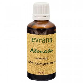 Авокадо натуральное масло Levrana, 50 мл.