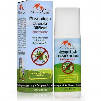 Роликовый гель для отпугивания насекомых Mommy Care, 75 мл.