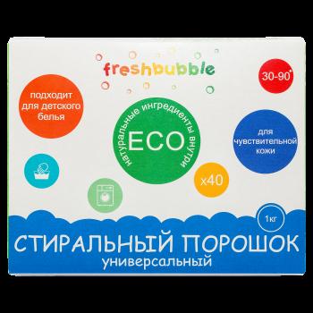 """Порошок для стирки Универсальный """"Freshbubble"""" Levrana, 1 кг."""
