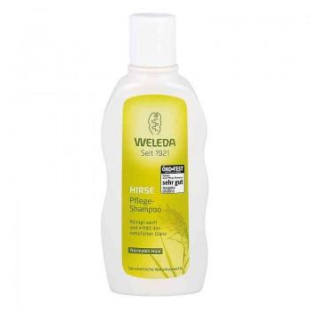 Шампунь с просом для нормальных волос Weleda, 190 мл.