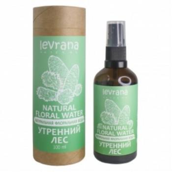 """Флоральная вода для лица и тела """"Утренний лес"""" Levrana"""