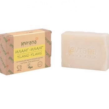 """""""Иланг-иланг"""", натуральное мыло ручной работы, 100 гр, Levrana"""