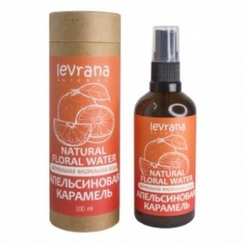 """Флоральная вода для лица и тела """"Апельсиновая карамель"""" Levrana"""