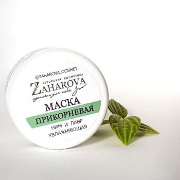 Маска для кожи головы и волос НИМ И ЛАВР, 60 гр Zaharova