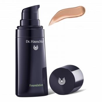 Крем тональный для лица 02 миндаль (Foundation 02 almond) 30 мл, Dr. Hauschka
