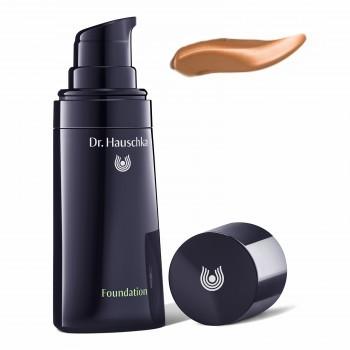 Крем тональный для лица 06 грецкий орех (Foundation 06 walnut) 30 мл, Dr. Hauschka